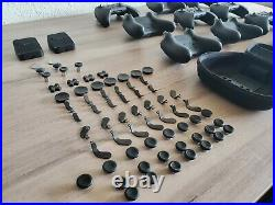 9x Xbox One Elite Series 2 Controller 9 Units in Lot As Is For Parts