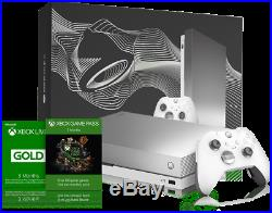 BRAND NEW Limited Edition Taco Bell Xbox One X with Elite Controller (1 of 5040)