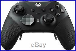 Black Elite Series 2 Controller Microsoft Xbox One Pro gamer Controller NEW