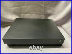 Black Xbox One X 4K Ultra HD Console TESTED WITH ELITE SERIES 2 CONTROLLER