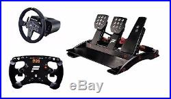 CSL Elite Racing ClubSport Steering Wheel Formula Carbon Pedals V3 PlayStation 4