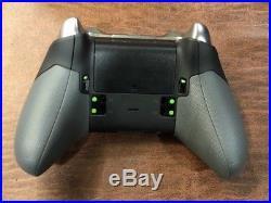 CUSTOM PURPLE SPARKLE Microsoft Xbox One Elite Wireless Controller UNMODDED