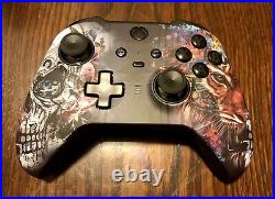 CUSTOM Xbox One Elite Series 2 Controller