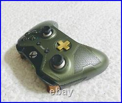 Custom Halo5 The Master Chief Xbox One Elite Controller