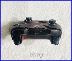Custom Xbox One Elite Gears of War 4 Limited Edition Wireless Controller
