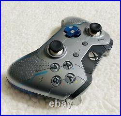 Custom Xbox One Elite Halo UNSC Wireless Controller