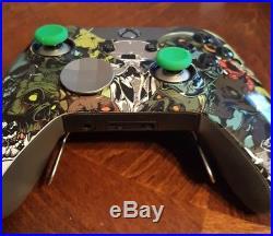 Custom Xbox One Elite Wireless Controller Zombie HM3-00001