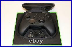 Elite Series 2 Controller Black EUC