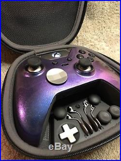 Elite Xbox One 1 Controller Custom Chameleon Shell, ABXY with Letters