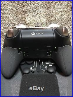 Elite Xbox One 1 Controller Custom Chameleon Shell, Chrome, ABXY withLetters