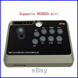 F300 Elite Arcade Stick Elite for PS4/PS3/XBOX ONE/Xbox360/PC/Android/Switch