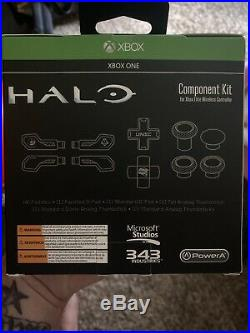 Factory Sealed XBox One HALO Component Kit for Elite Wireless Controller RARE