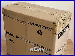 Fanatec CSL Elite Steering Wheel P1 for Xbox One (On stock today)
