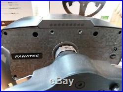 Fanatec CSL Elite Wheel Base for PC & Xbox One + Fantec Steering Wheel P1