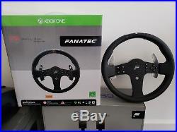 Fanatec CSL Elite Wheel Starter Pack for Xbox One & PC