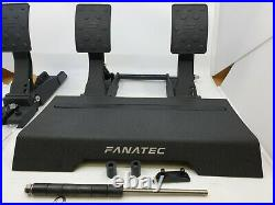 Fanatec CSL Elite pedals with Load Cell Brake Kit PC/XBOX ONE/PS4