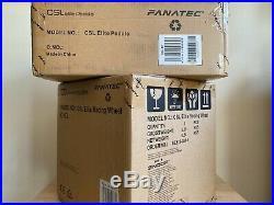 Fanatec CSL elite PS4 Kit (wheelbase+ P1 steering wheel, 2 pedals)