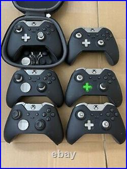 Faulty Spares Repairs Broken Controllers Xbox One Elite Controllers Pads XB1