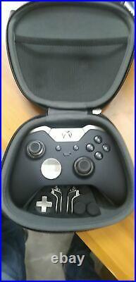 For Microsoft Xbox Elite Series 1 Edition Wireless Controller- Xbox One Black