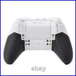 For Microsoft Xbox One ELITE Wireless CONTROLLER series 1 Model 1698 White USA