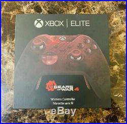 Gears Of War 4 Elite Controller (Sealed) (Xbox One)