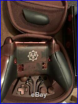 Gears Of War 4 Elite Controller Xbox One Damaged Grip