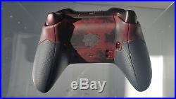 Gears Of War 4 Elite Xbox One Controller Microsoft Limited Edition