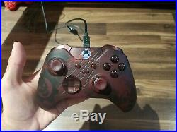 Gears Of War 4 Limited Edition Elite Controller Xbox One