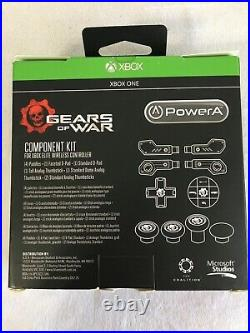 Gears Of War Component Kit For Xbox One Elite Controller (RARE)