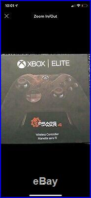 Gears of War Xbox One Elite Controller