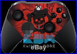 Gears of War Xbox One Elite Series 2 Custom Controller