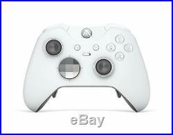 Genuine Microsoft Xbox One Elite Wireless Controller (HM3-00011) White In Box
