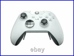 Genuine Microsoft Xbox One Elite Wireless Controller Special Edition White READ