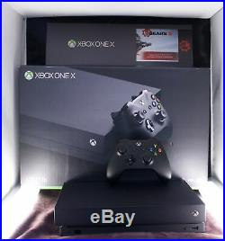 HUGE Xbox One X Console Bundle with Elite Series 2 Remote & LVL 50 Stereo Headset