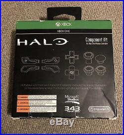Halo Component Kit For Xbox Elite Controller, Rare GameStop Exclusive, Unopened