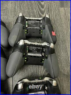 Job Lot Faulty Spares Repairs Broken Microsoft Xbox One Elite Controllers PS4