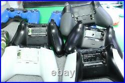 Joblot of 11 x Controllers Xbox One, PS4, Joycon, Elite, Spares Free Postage