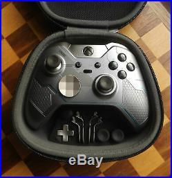 L@@K CUSTOM Xbox One X HALO 5 Guardians Elite Wireless Controller +BONUS+ LQQK