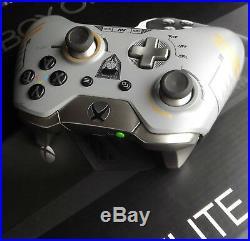 LQQK Xbox One Elite Custom Call of Duty 1TB SSHD 8GB Ram Console & Games L@@K