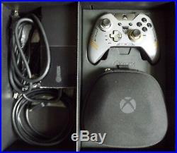 LQQK Xbox One Elite Custom Call of Duty 1TB SSHD 8GB Ram Console System L@@K