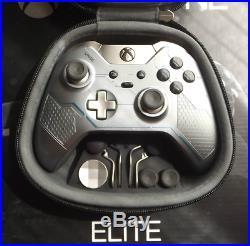 LQQK Xbox One Elite Halo 5 Guardians 1TB SSHD 8GB Ram Console System L@@K