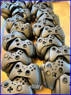 Lot of 215 Microsoft Xbox One Elite Controller Cover Faceplate Parts Repair Bulk