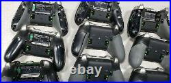 Lot of 30 Microsoft Wireless Xbox One Elite 1 Controllers (Genuine) FOR PARTS