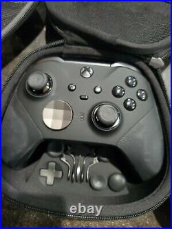 Lot of Microsoft Xbox One Elite Wireless Controller Series 1 and 2 parts