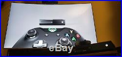 MICROSOFT XBOX ONE ELITE 1TB BLACK CONSOLE BUNDLE with ELITE CONTROLLER & KINECT