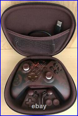 Microsoft 1698 Xbox Elite Gears of War 4 Limited Edition Wireless Controller