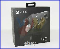 Microsoft Elite Series 2 Controller Xbox One Black SEALED