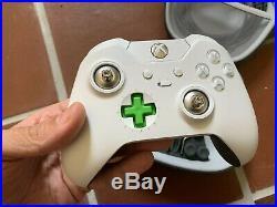 Microsoft HM3-00011 Xbox One Elite Bluetooth Wireless Controller White