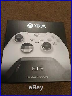 Microsoft HM3-00012 Xbox One Elite Wireless Controller White