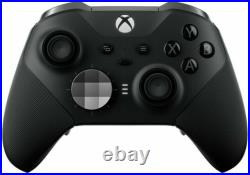 Microsoft Microsoft Xbox One Elite Series 2 Wireless Controller Black